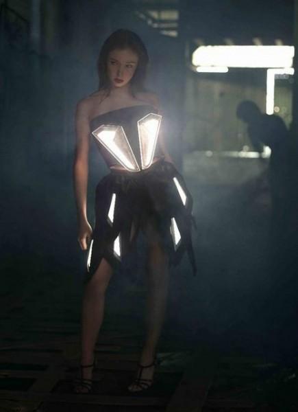 Suknia OLED Philipsa