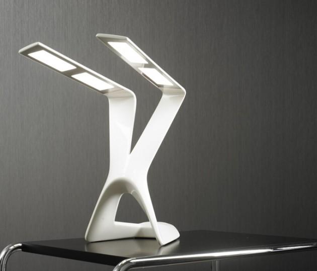 Lampa OLED liternity
