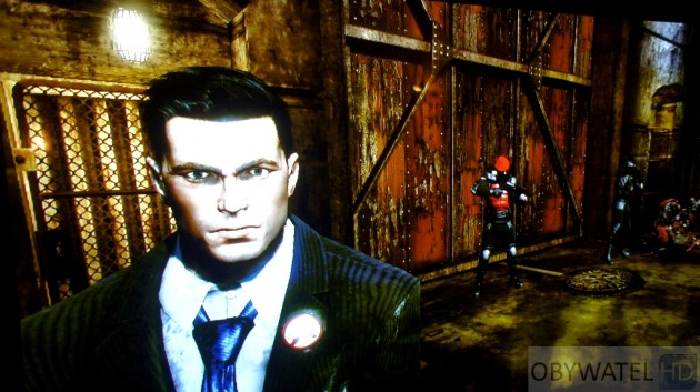 Batman Arkham City Bruce Wayne
