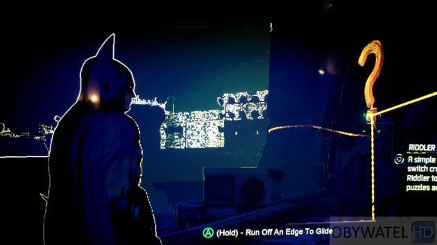 Batman Arkham City tryb detektywa