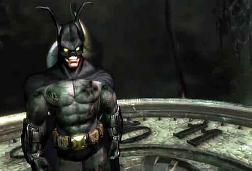 Batman w świecie Alicji