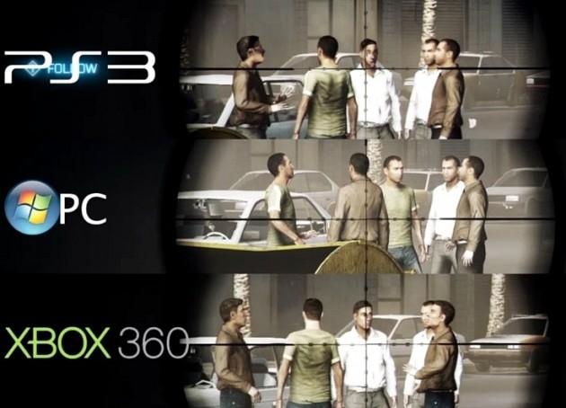 Battlefield 3 porównanie platform