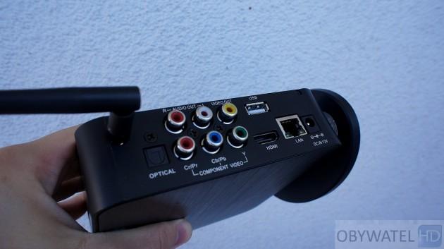 Dune HD Lite 53D złącza
