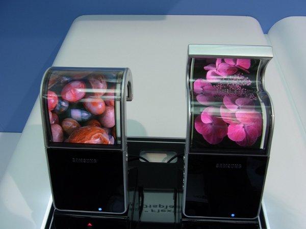 Giętki OLED Samsunga