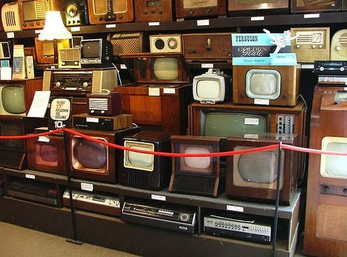 Mniej energooszczędne telewizory