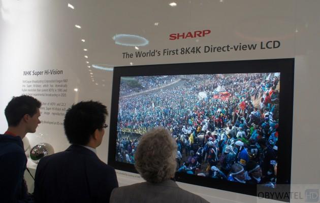 Sharp UHDTV
