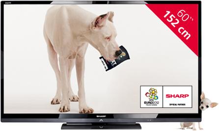 Sharp promocja UEFA Euro 2012