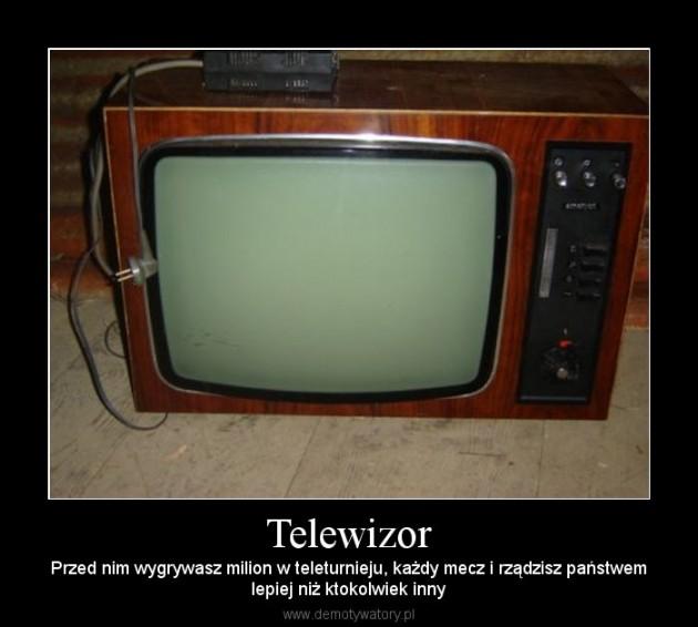 Telewizor Demotywatory.pl