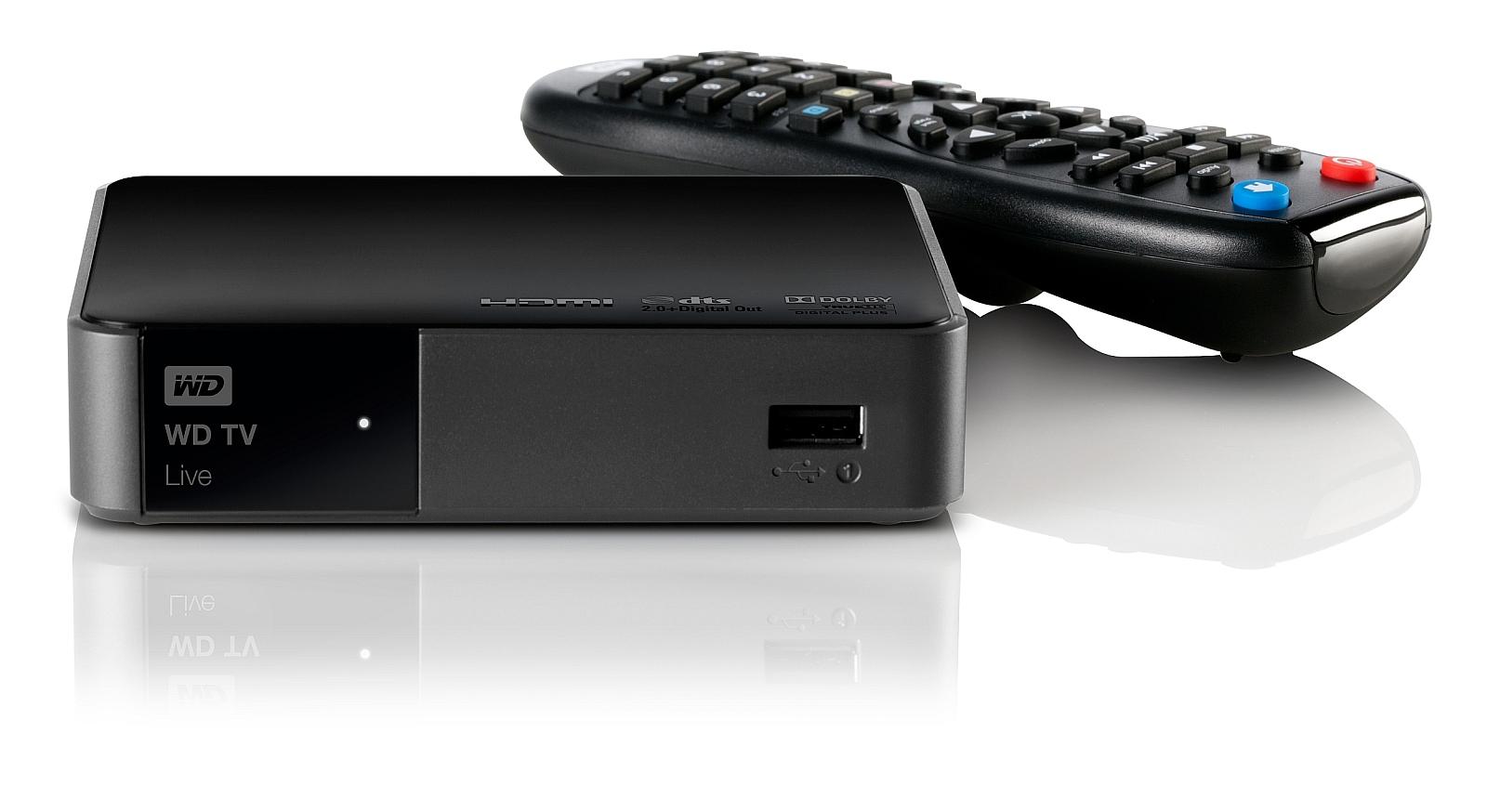 Wd Tv Live Nowy Streamer Multimedi W Czy Warto