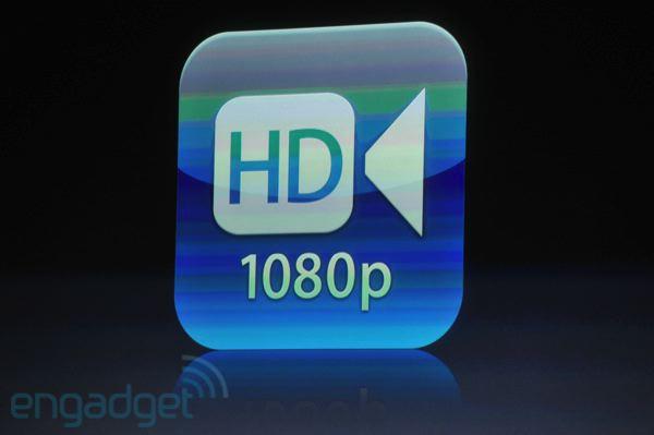 iPhone 1080p