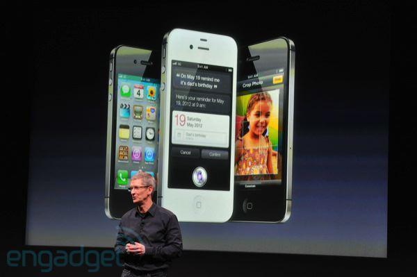 iPhone 4S i inne
