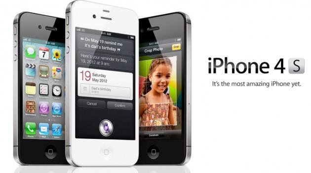 iPhone 4S - oficjalna fotka