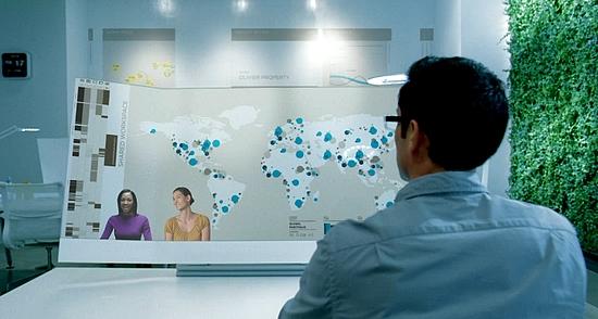przyszłość według Microsoftu