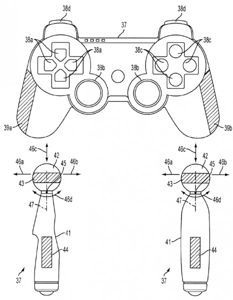 Kontrolery Sony