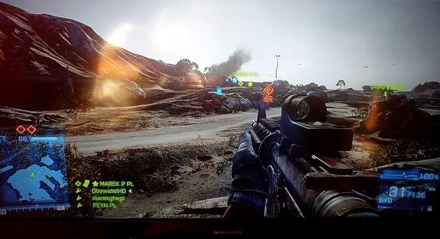 Manta LCD4214 - Battlefield 3