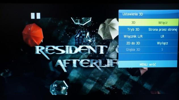 Manta LCD4214 - Resident Evil Afterlife 3D