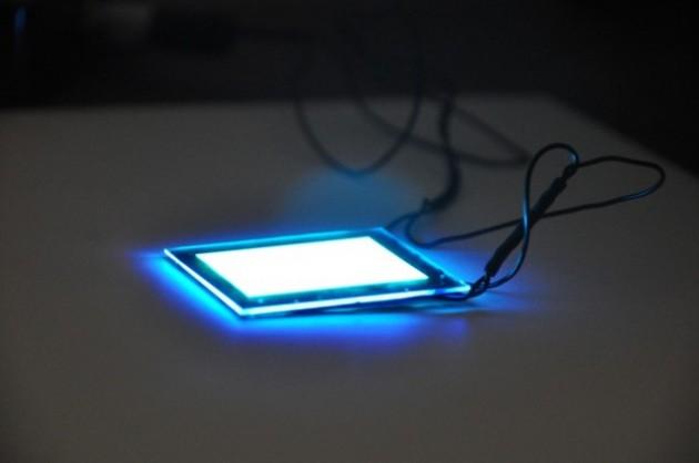Oświetlenie OLED