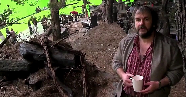 Peter Jackson Hobbit 3D