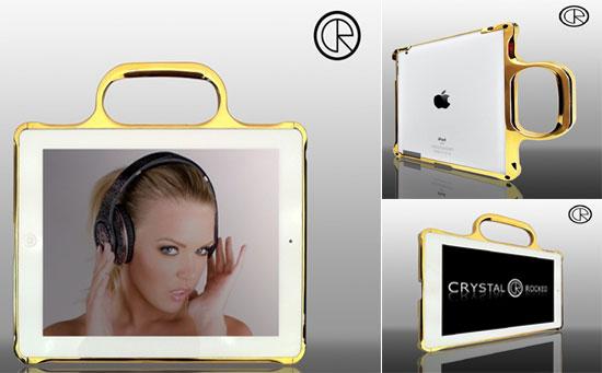 iPad 2 w złocie