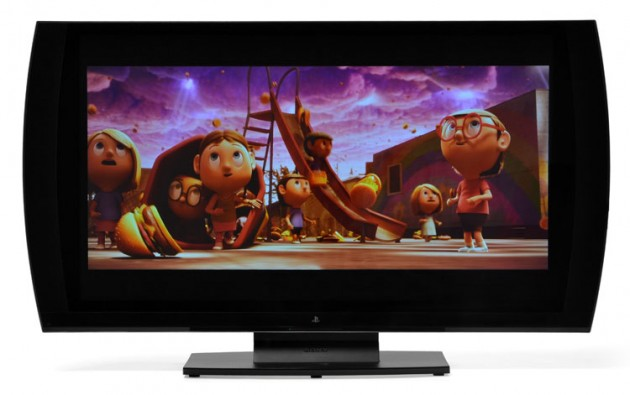 sony playstation 3d TV