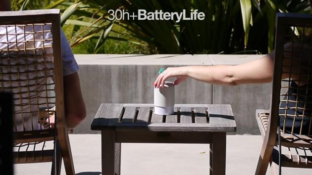 Hidden Radio Bateria