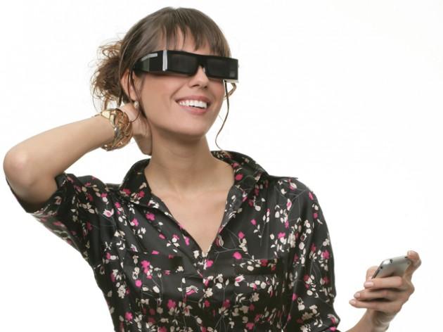 Okulary Lumus