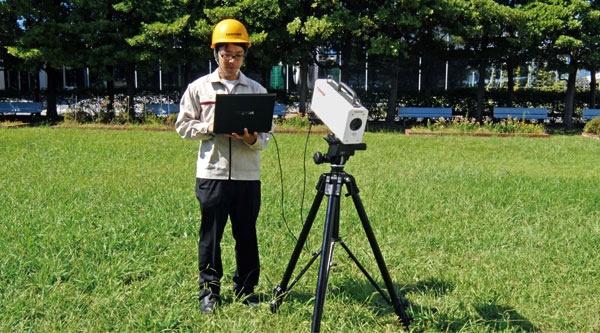 Portable Gamma Camera