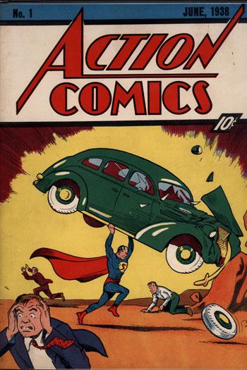Superman nr 1