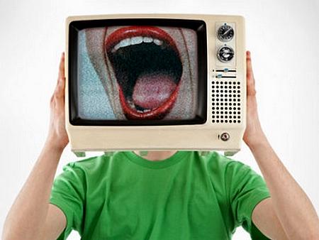 Gadające telewizory