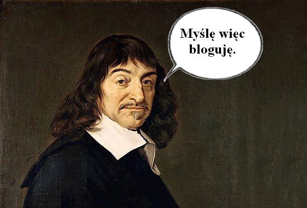 Myślę więc bloguję