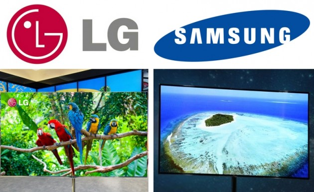 OLED LG i Samsung