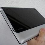 Sony Tablet S - tył
