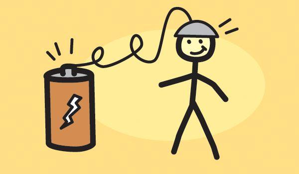 ladowanie baterii