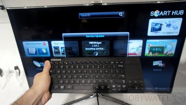 Klawiatura Bluetooth Samsunga 1
