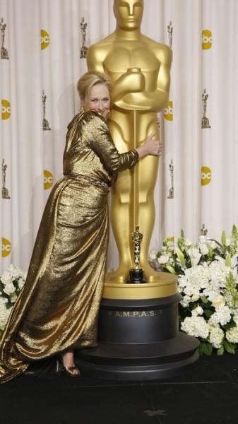 Meryl Streep fot. ABC RICK ROWELL