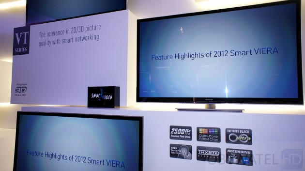 Panasonic Convention 2012 - Viera VT50