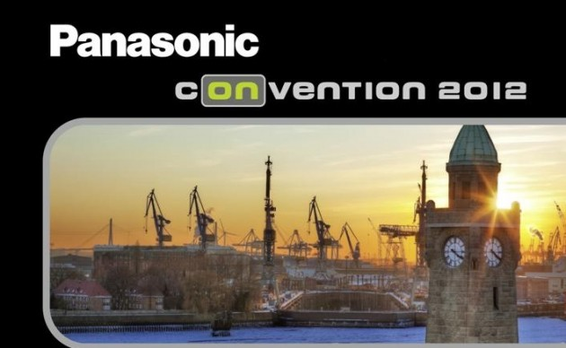 Panasonic Convention 2012