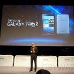 Samsung Galaxy Tab 2 7 cali na konferencji