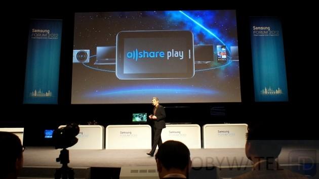 Samsung Galaxy Tab 2 7 cali allshare play