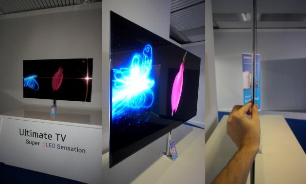 Samsung OLED 55 cali