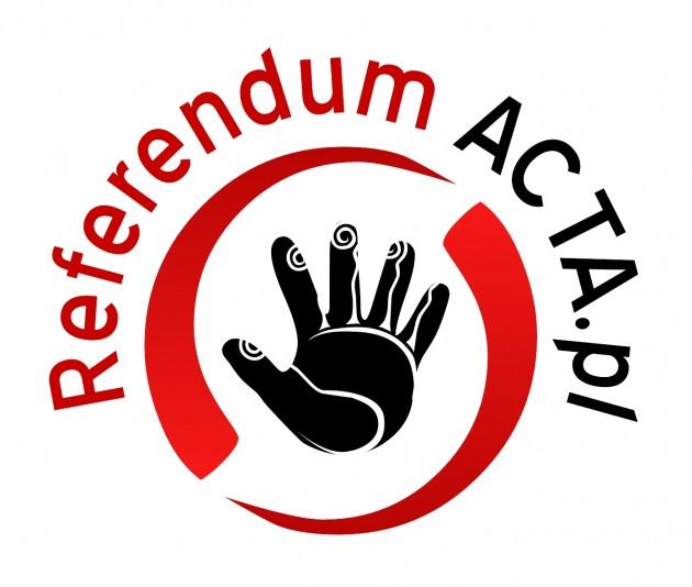 Referendum ACTA