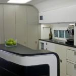 Boeing BBJ - kuchnia