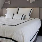 Boeing BBJ - sypialnia