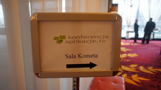 Konferencja TV