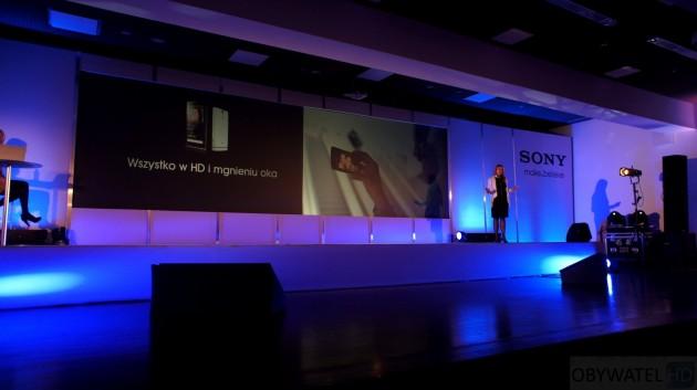 Konferencja Sony 2012