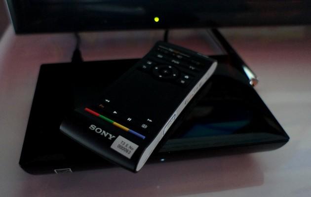 Konferencja Sony 2012 - odtwarzacz Google TV