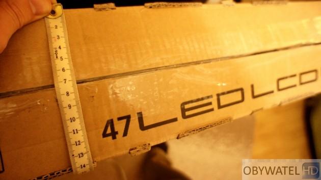 LG LM670S - karton