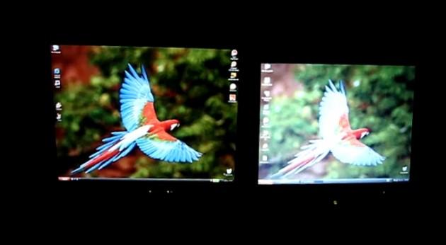 Porównanie matryc LCD