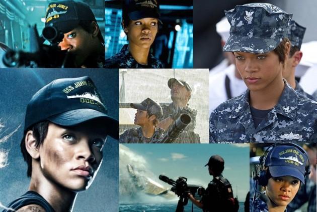 Rihanna w czapce urodzona