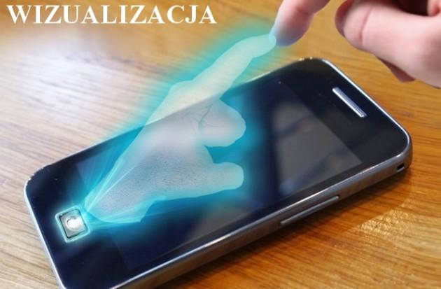 hologram wizualizacja